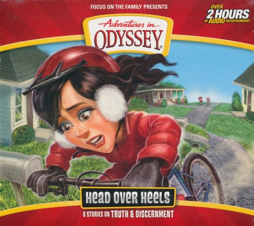 Adventures in Odyssey #60: Head Over Heels (Digital)