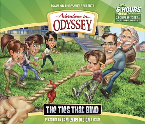 Adventures in Odyssey #58: The Ties That Bind
