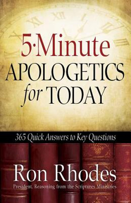5-Minute Apologetics for Today
