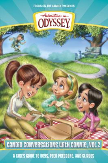 Adventures in Odyssey: Candid Conversations with Connie, Volume 2