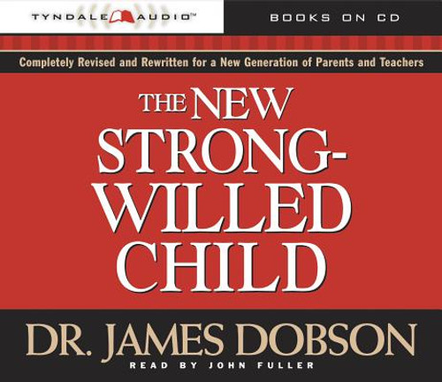 The New Strong-Willed Child (Audiobook)