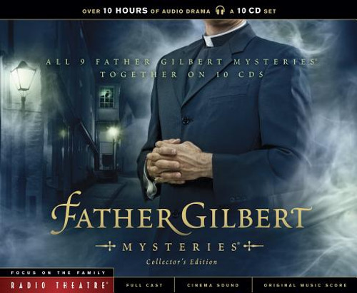 Radio Theatre: Father Gilbert Mysteries: Collector's Edition