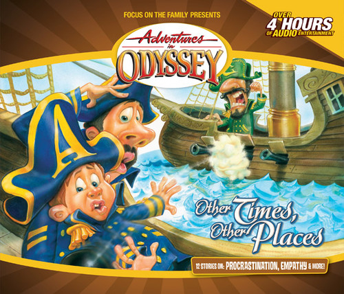 Adventures in Odyssey #10: Other Times, Other Places (Digital)