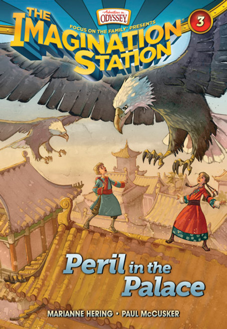 Adventures in Odyssey Imagination Station #03: Peril in the Palace (Digital)