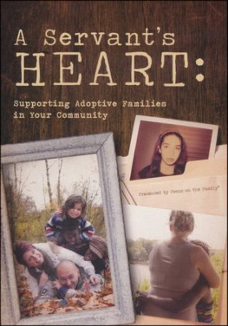 A Servant's Heart (DVD)