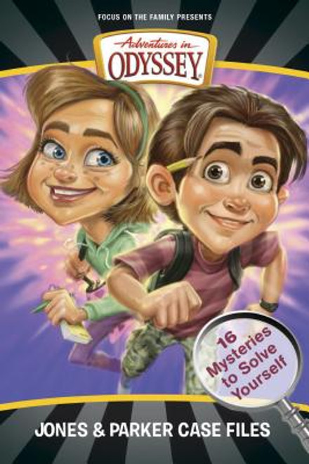 Adventures in Odyssey: Jones & Parker Case Files