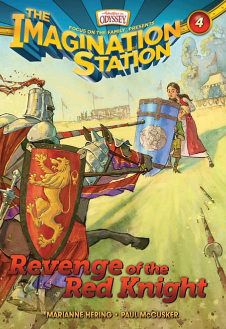 Adventures in Odyssey Imagination Station #04: Revenge of the Red Knight (Digital)