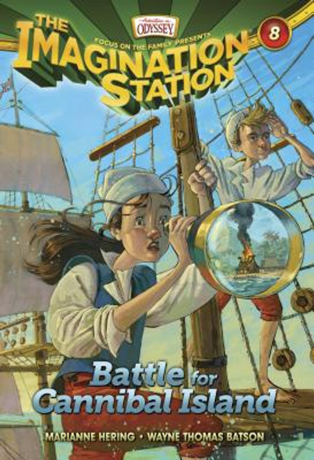 Adventures in Odyssey: Imagination Station #08: Battle for Cannibal Island