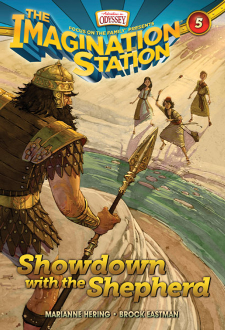 Adventures in Odyssey Imagination Station #05: Showdown with the Shepherd (Digital)