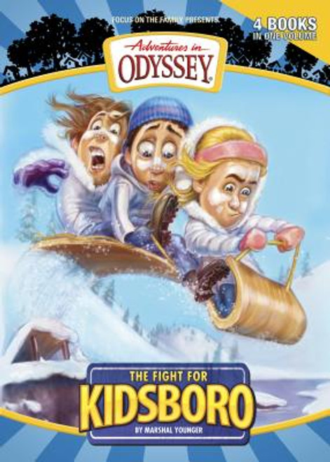 Adventures in Odyssey: The Fight for Kidsboro