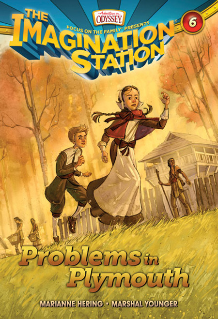 Adventures in Odyssey Imagination Station #06: Problems in Plymouth (Digital)
