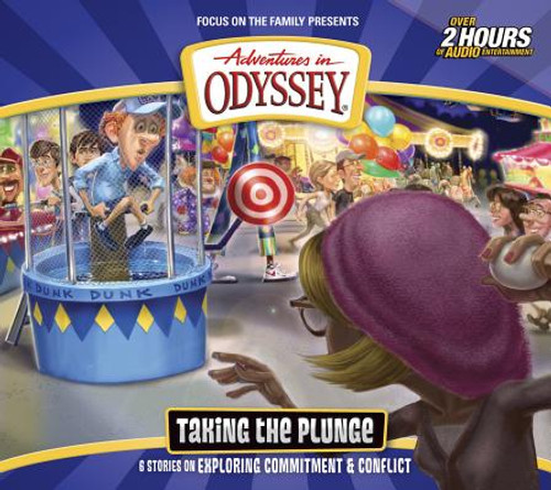 Adventures in Odyssey #59: Taking the Plunge