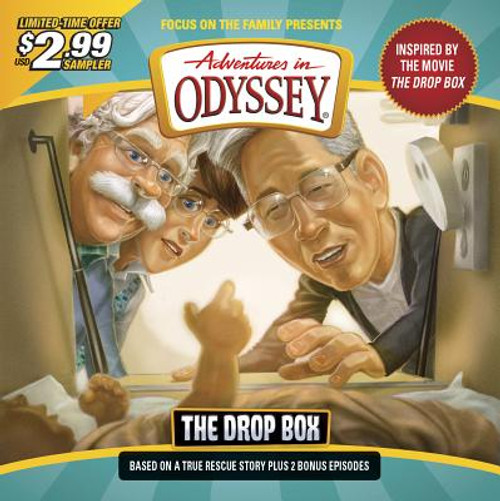 Adventures in Odyssey: The Drop Box Sampler