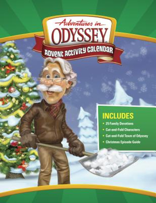 Adventures in Odyssey: Advent Activity Calendar