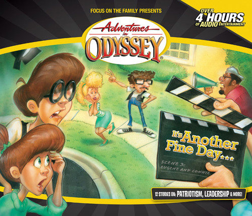 Adventures in Odyssey #11: It's Another Fine Day (Digital)