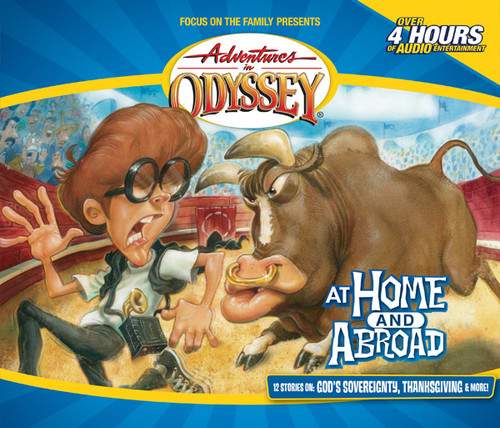 Adventures in Odyssey #12: At Home and Abroad (Digital)