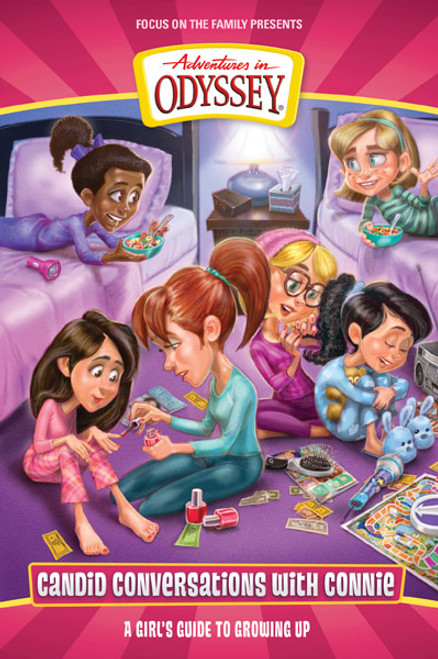 Adventures in Odyssey Candid Conversations with Connie, Volume 1 [Audiobook] (Digital)