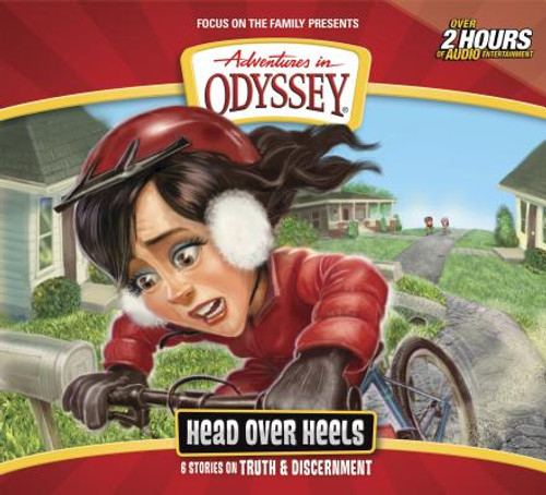 Adventures in Odyssey #60: Head Over Heels