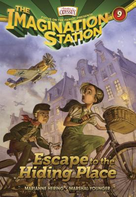 Adventures in Odyssey: Imagination Station #09: Escape to the Hiding Place
