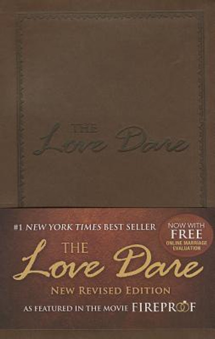 The Love Dare (Imitation Leather)