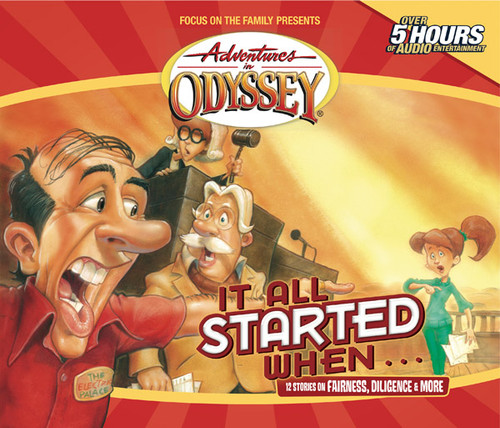Adventures in Odyssey #13: It All Started When (Digital)