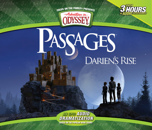 Adventures in Odyssey: Passages: Darien's Rise (Digital)
