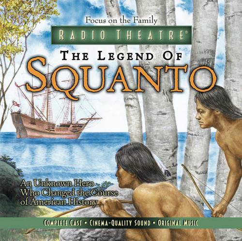 Radio Theatre: The Legend of Squanto (Digital)