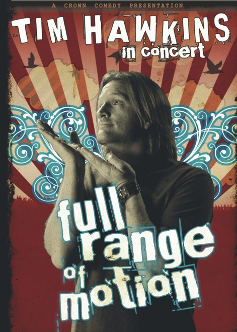Tim Hawkins: Full Range of Motion - DVD