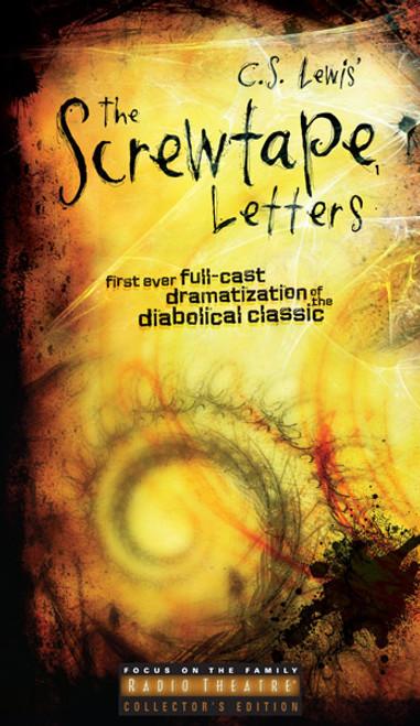 Radio Theatre: The Screwtape Letters (Digital)