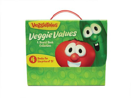 VeggieTales: Veggie Values: A Board Book Collection