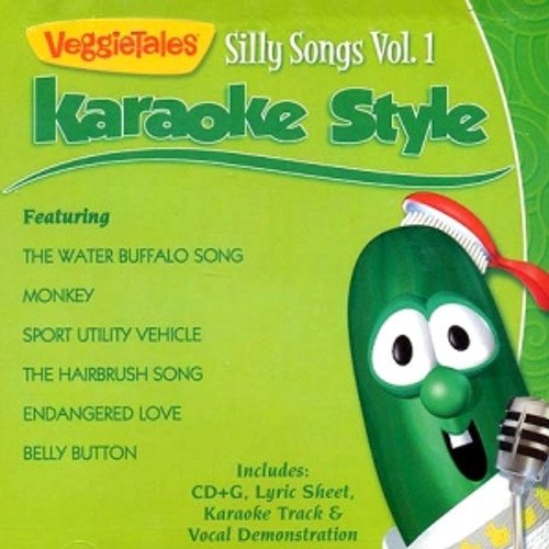 VeggieTales: Silly Songs Karaoke Style, Volume 1