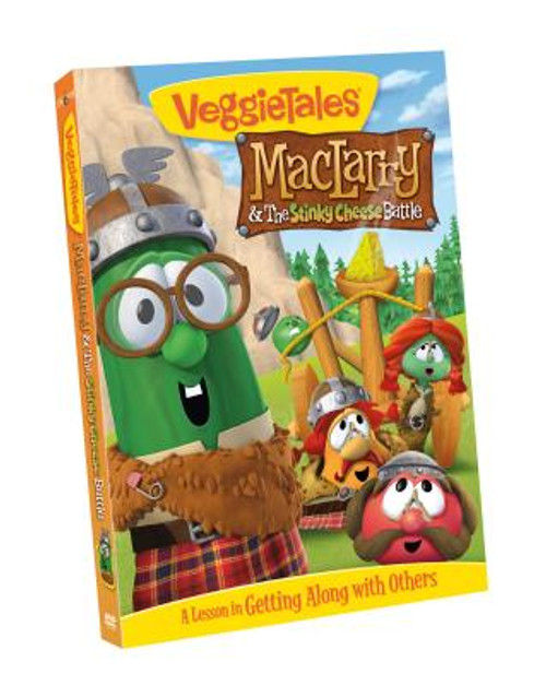 VeggieTales: MacLarry and the Stinky Cheese Battle 1