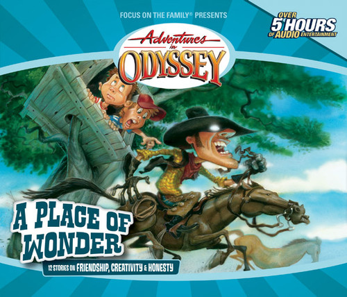 Adventures in Odyssey #15: A Place of Wonder (Digital)
