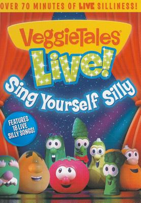 VeggieTales Live! Sing Yourself Silly 1