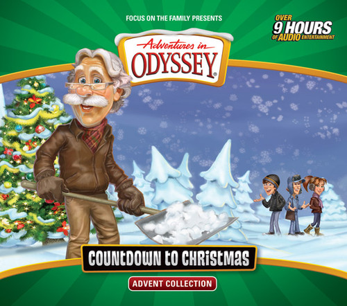 Adventures in Odyssey: Countdown to Christmas Advent Collection (Digital)