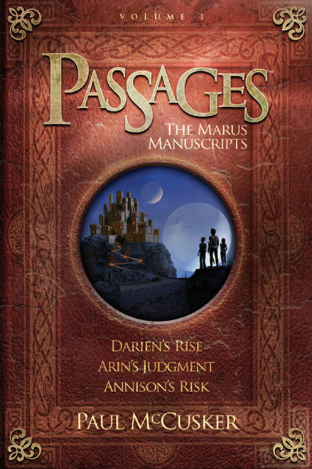 Adventures in Odyssey Passages Volume 1: The Marus Manuscripts (Digital)