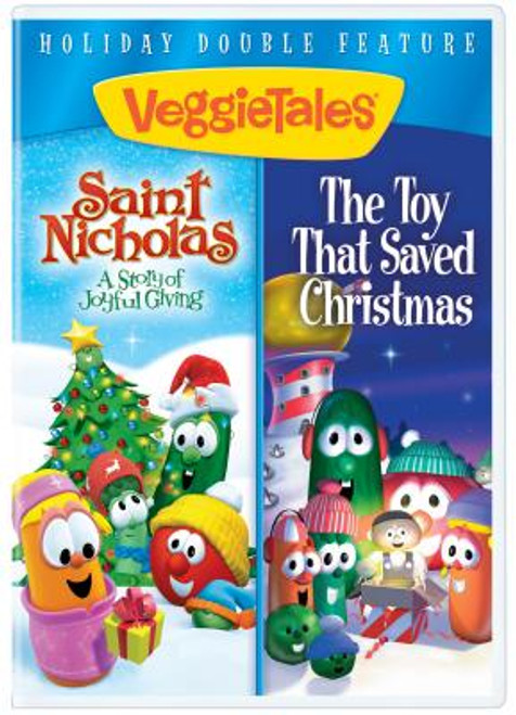 VeggieTales Double Feature: Saint Nicholas / The Toy That Saved Christmas