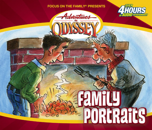 Adventures in Odyssey: Family Portraits (Digital)