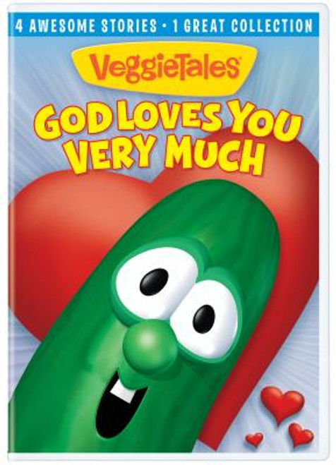 VeggieTales: God Loves You Very Much