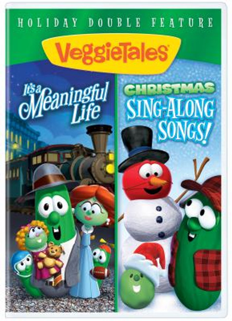 VeggieTales Double Feature: It's a Meaningful Life / Christmas Sing-Along Song