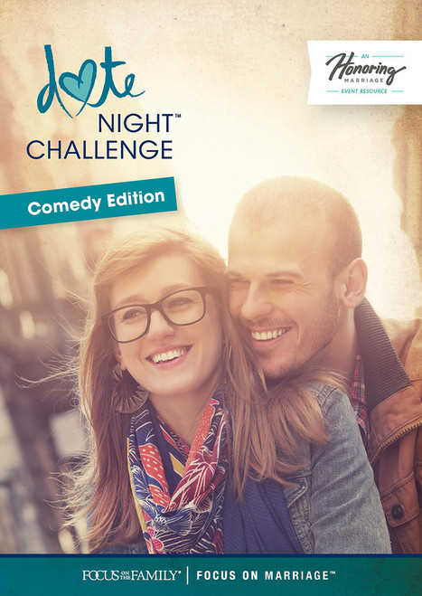 Date Night Challenge: Comedy Edition DVD