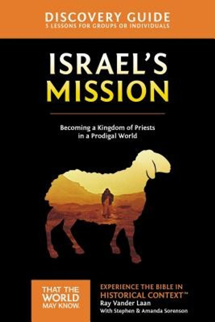 That the World May Know #13: Israel's Mission Guide (Digital)