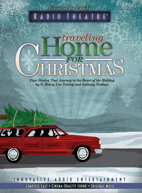 Radio Theatre: Traveling Home for Christmas (Digital)