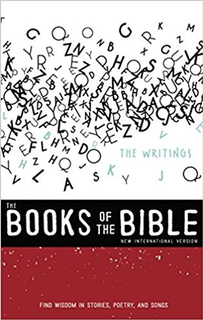 The Books of the Bible: The Writings, Hardcover, NIV