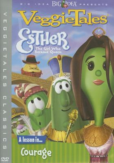 VeggieTales: Esther - The Girl Who Became Queen