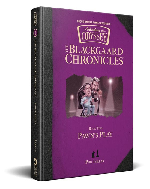 Adventures in Odyssey: The Blackgaard Chronicles #2 - Pawn's Play