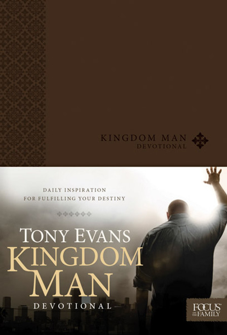 Kingdom Man Devotional (Digital)