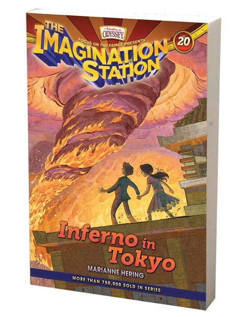 Adventures in Odyssey: Imagination Station #20: Inferno in Tokyo
