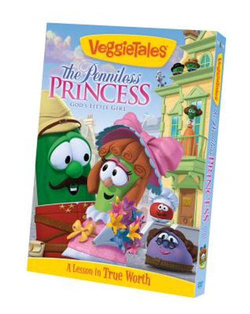 VeggieTales: The Penniless Princess 1