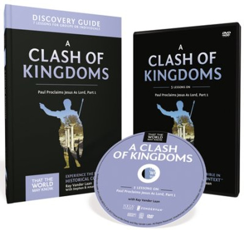 That the World May Know #15: A Clash of Kingdoms DVD + Guide